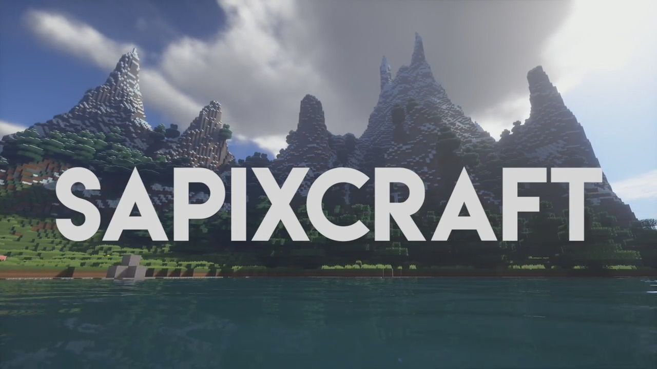 SapixCraft Original Resource Pack 1.13.2/1.12.2