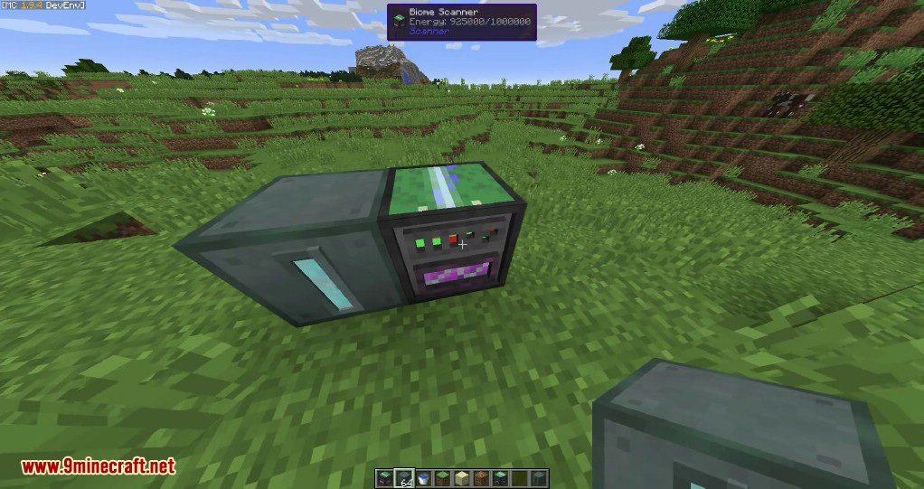 Scanner Mod Screenshots 3