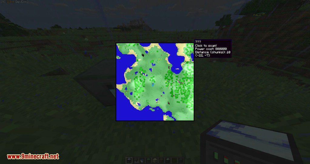 Scanner Mod Screenshots 5