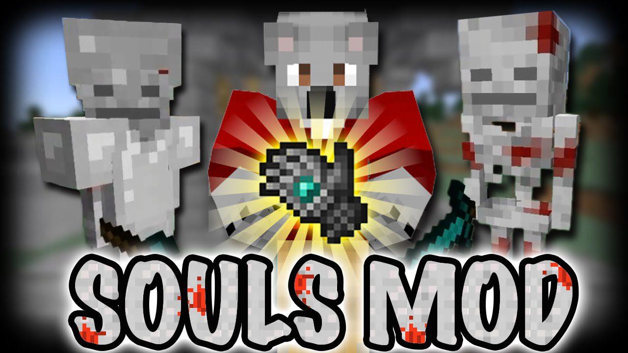 Souls Mod 1.11.2/1.10.2
