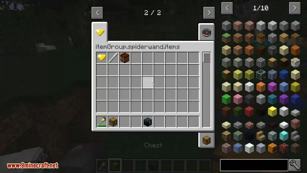 Spider Wand Mod Screenshots 1