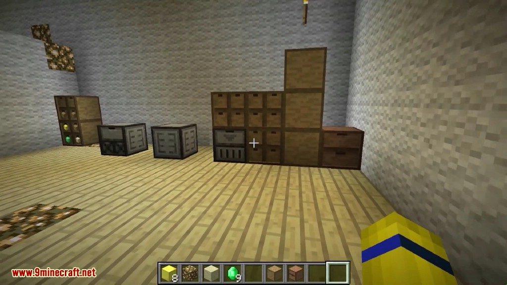 Storage Drawers Mod Screenshots 16