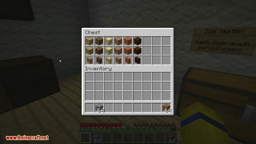 Storage Drawers Mod Screenshots 6