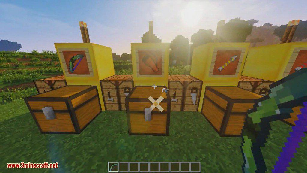 Switch Bow Mod Screenshots 1