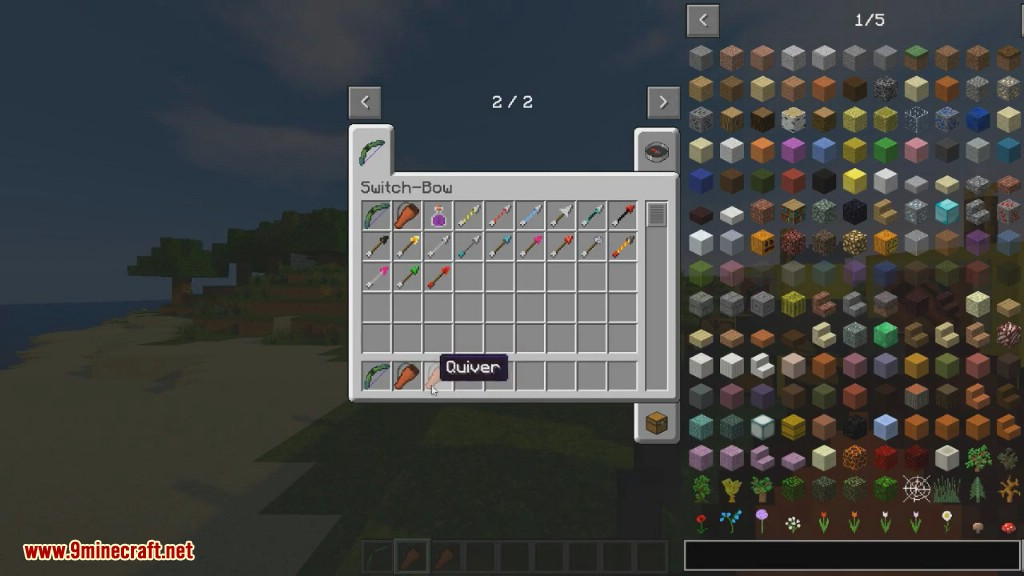 Switch Bow Mod Screenshots 2
