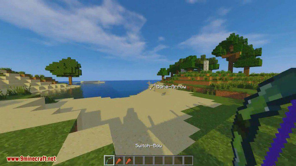 Switch Bow Mod Screenshots 3