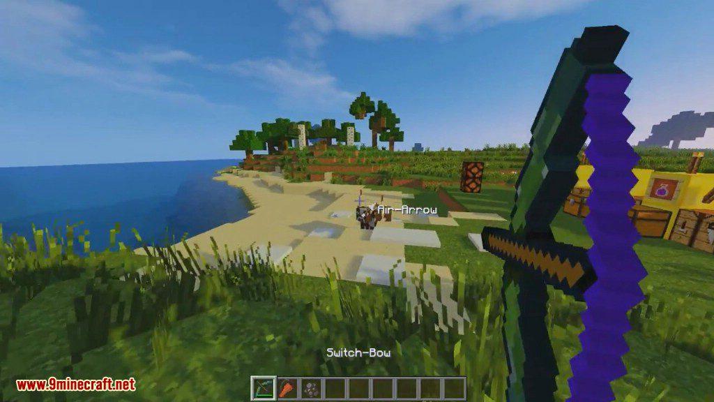 Switch Bow Mod Screenshots 5