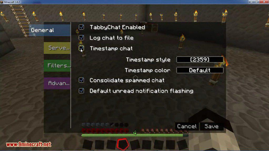 TabbyChat 2 Mod Screenshots 1