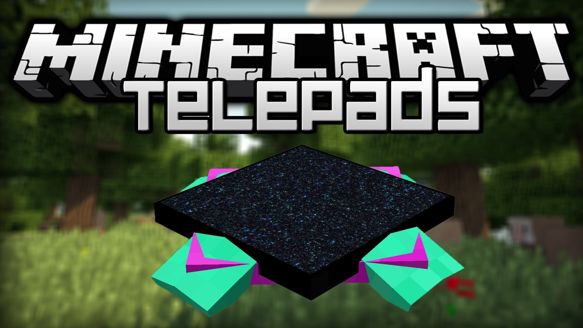 how to build a teleporter in minecraft