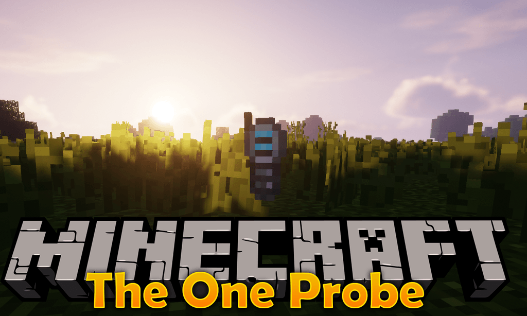 The One Probe mod for minecraft logo