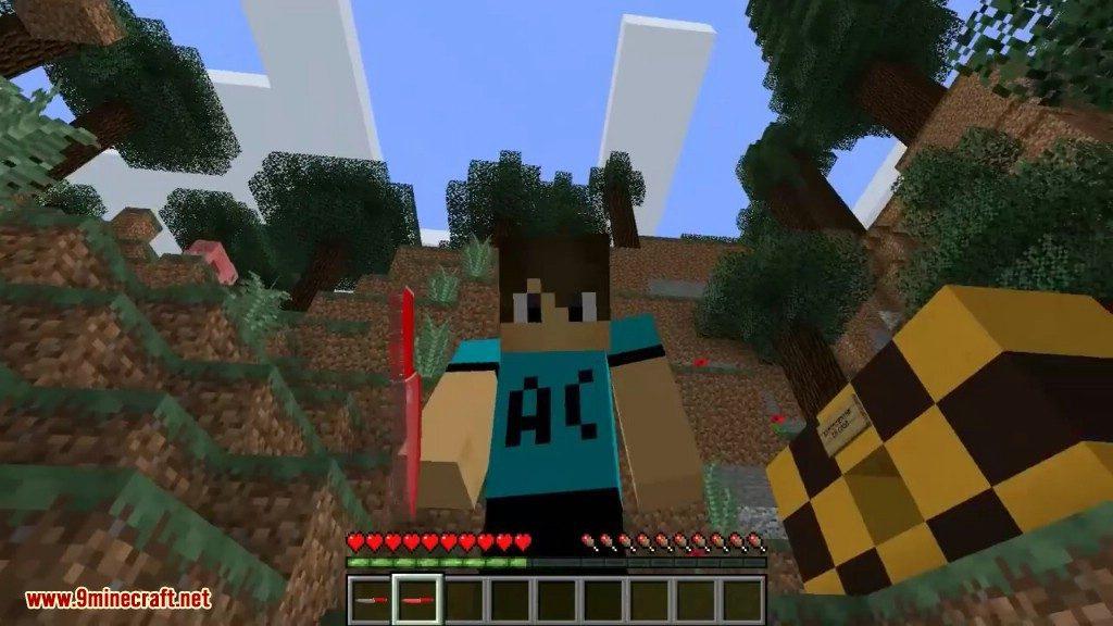 Thousand Degree Knife Mod Screenshots 1