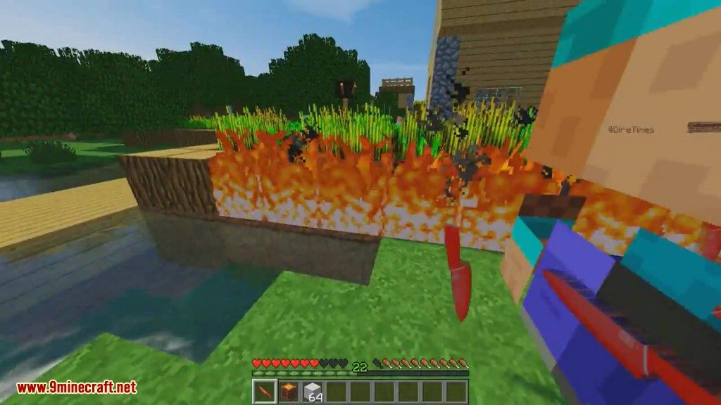 Thousand Degree Knife Mod Screenshots 8