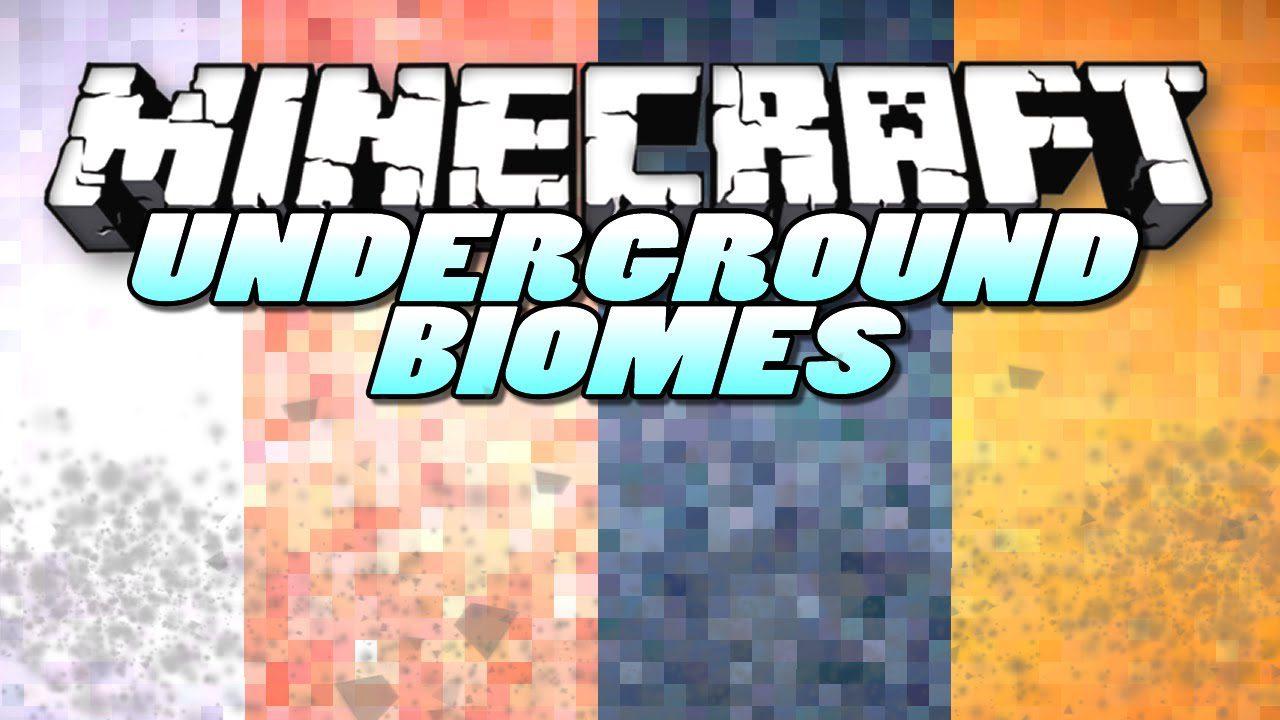 Underground Biomes Constructs Mod 1 12 2/1 11 2 - 9Minecraft Net