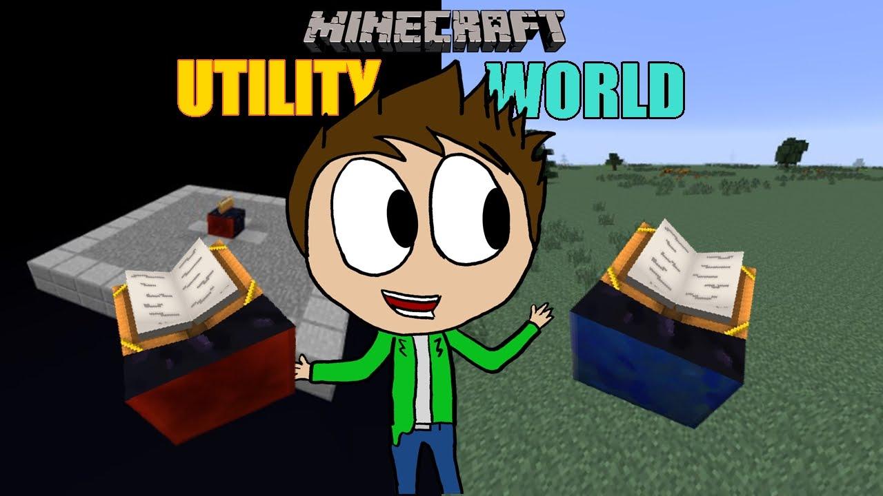 Utility Worlds Mod