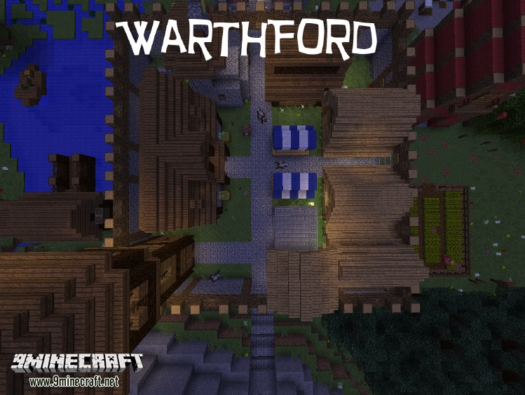 Warthford Adventure Map Screenshots 3