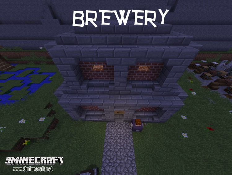 Warthford Adventure Map Screenshots 4