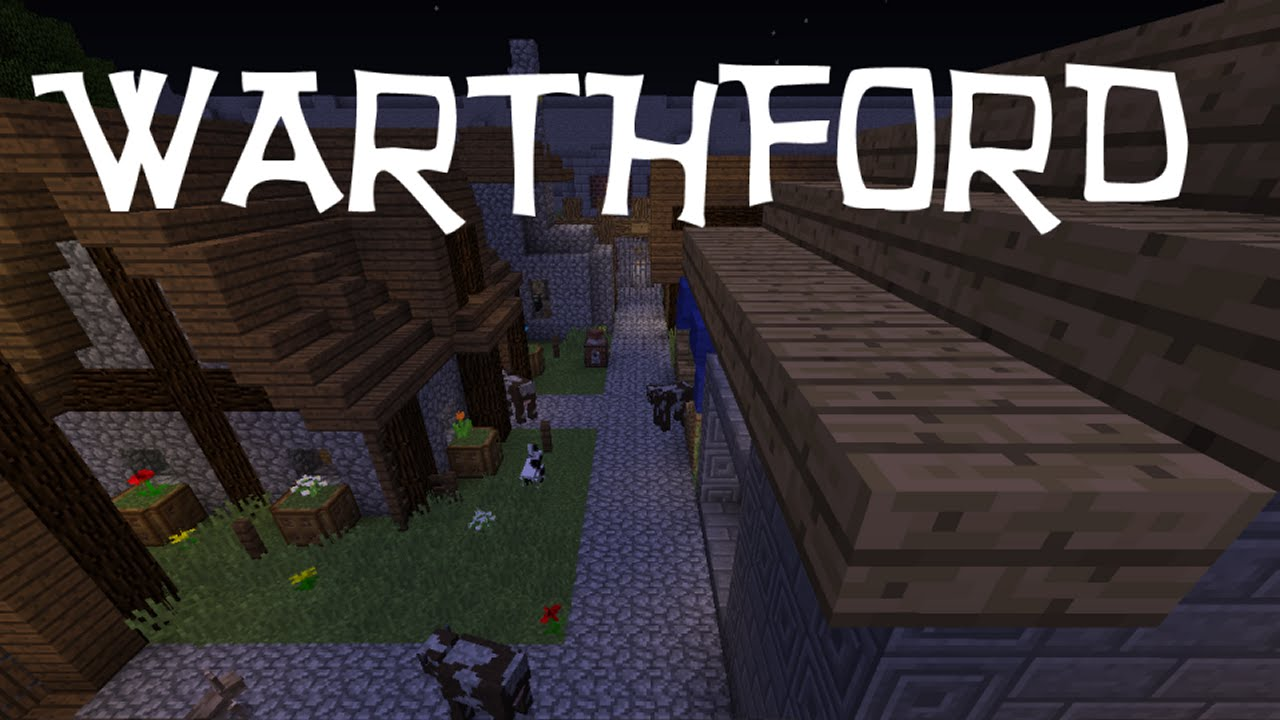 Warthford Adventure Map Thumbnail