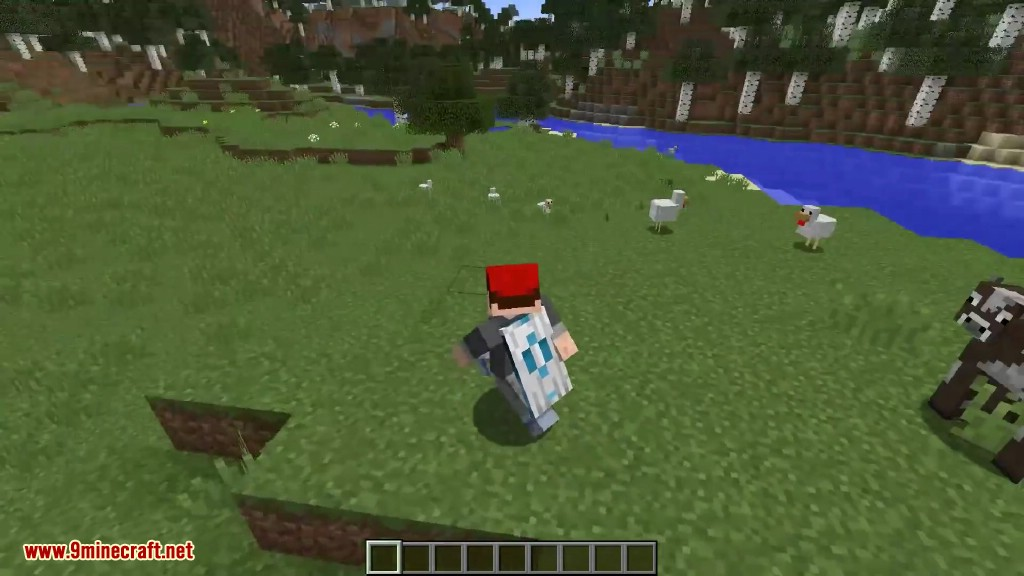 Advanced Capes Mod Screenshots 1