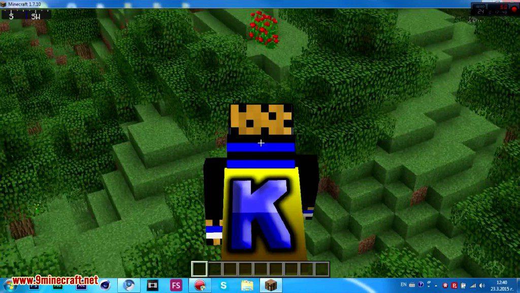 Advanced Capes Mod Screenshots 5