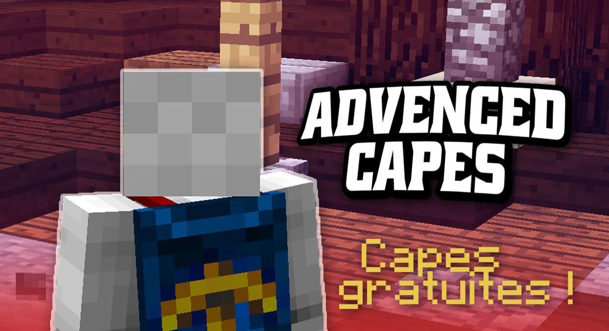 Advanced Capes Mod