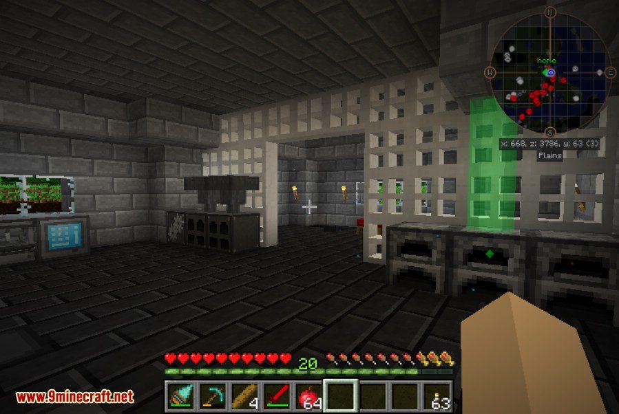 All the Blocks Mod 1