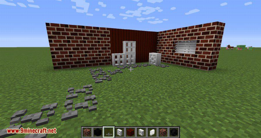 All the Blocks Mod 6