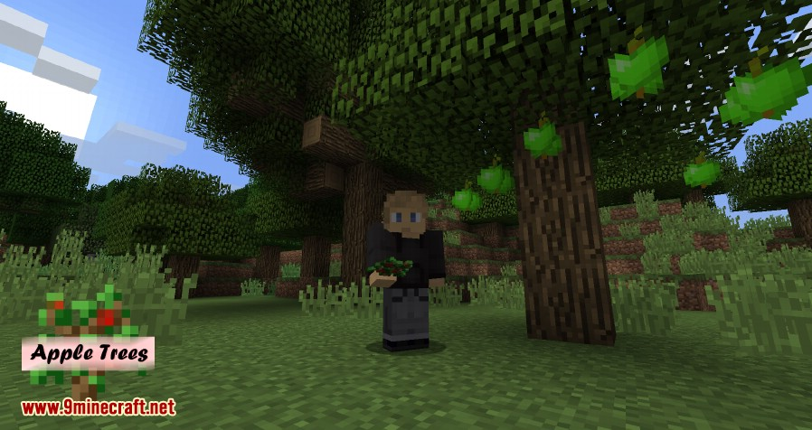 Apple Trees Mod 1