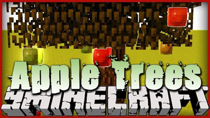 Apple Trees Mod