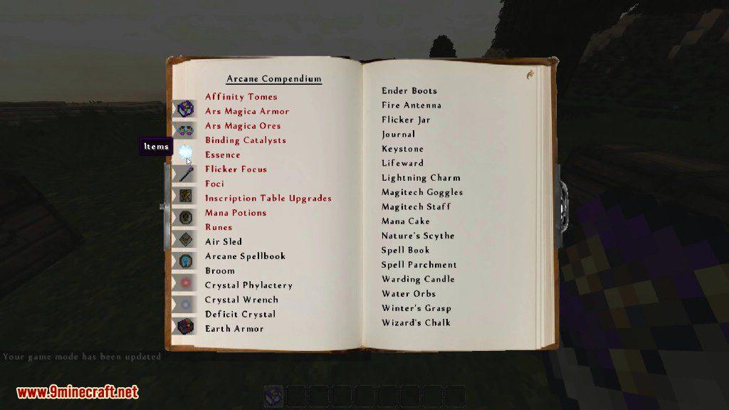 Ars Magica 2 Mod Screenshots 3