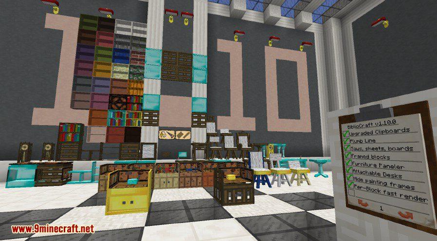 BiblioCraft Mod Screenshots 3