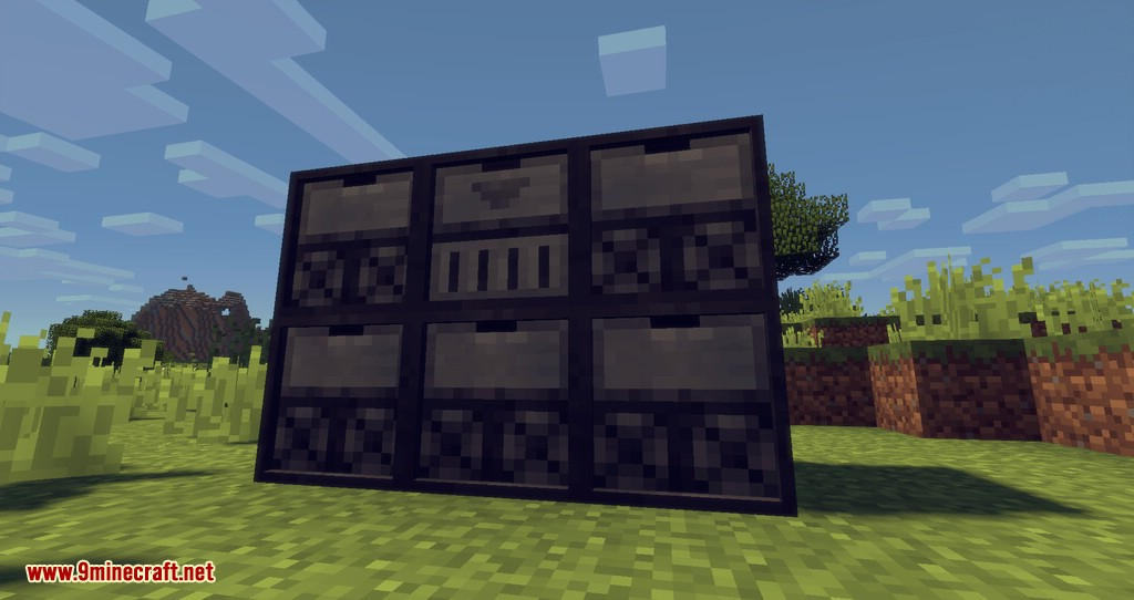 Drawers & Bits Mod for minecraft 03