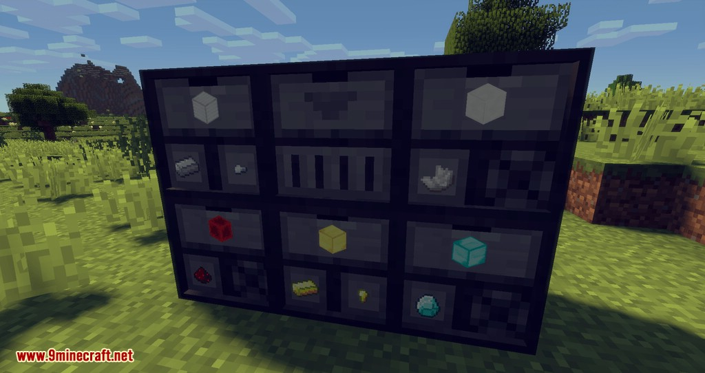 Drawers & Bits Mod for minecraft 04