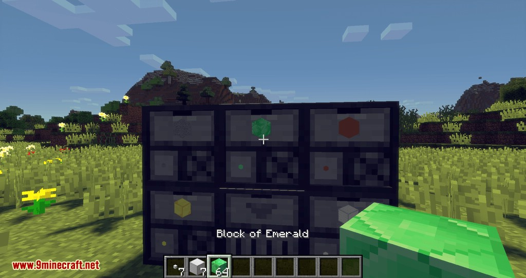Drawers & Bits Mod for minecraft 14