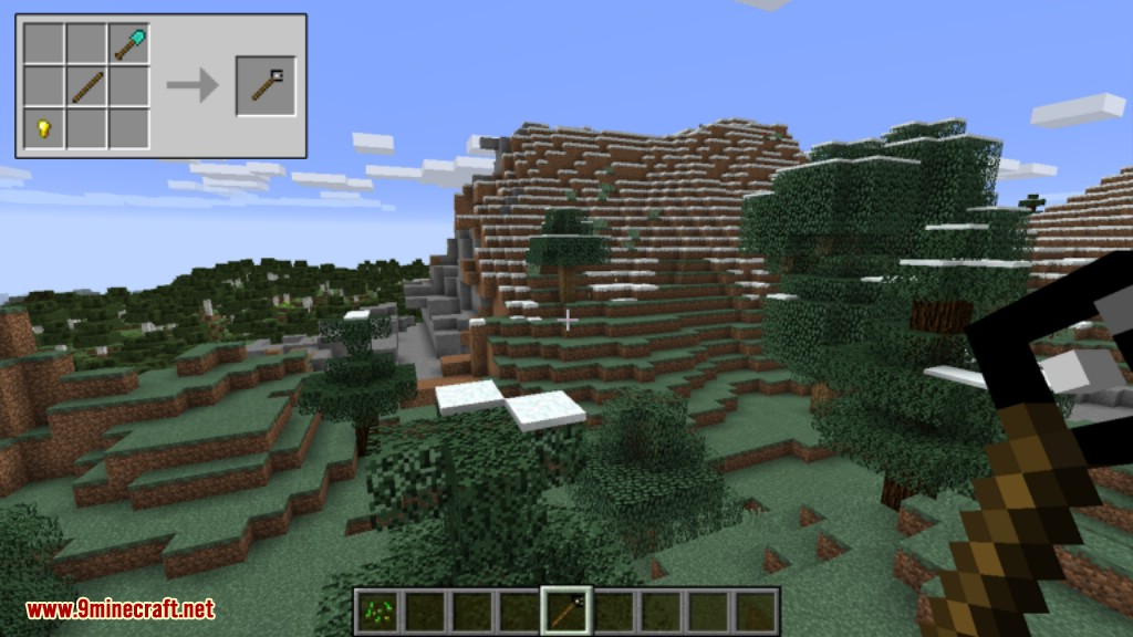 BuildHelper Mod Crafting Recipes 10