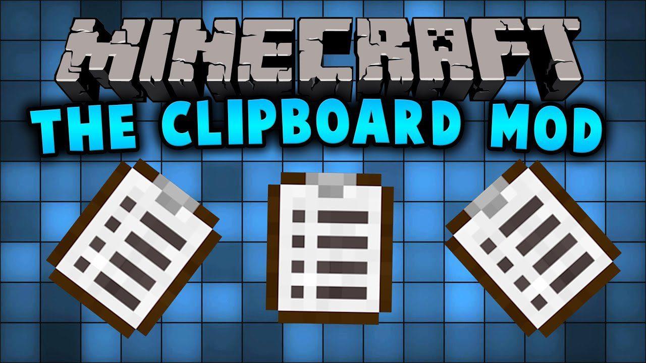 Clipboard Mod