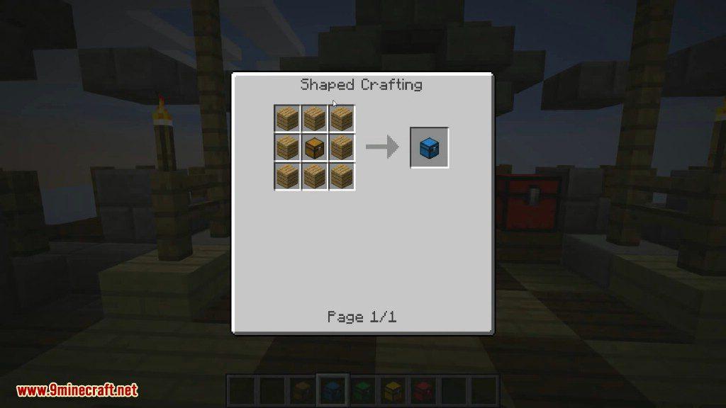 CompactChests Mod Crafting Recipes 1