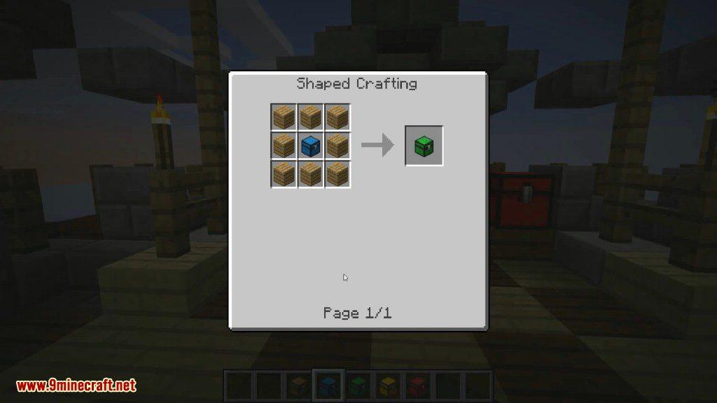 CompactChests Mod Crafting Recipes 2