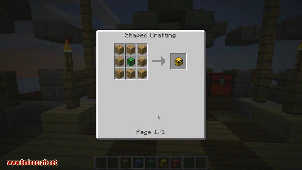 CompactChests Mod Crafting Recipes 3