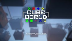 Cube World Mod