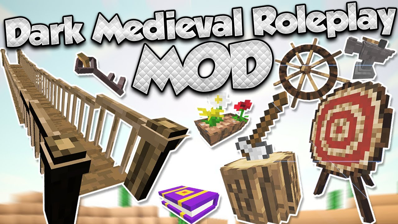 Dark Roleplay Medieval Mod 1 12 2 1 11 2 9minecraft Net
