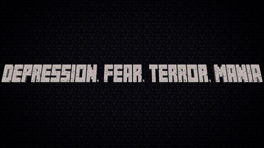 Depression, Fear, Terror, Mania Map Thumbnail