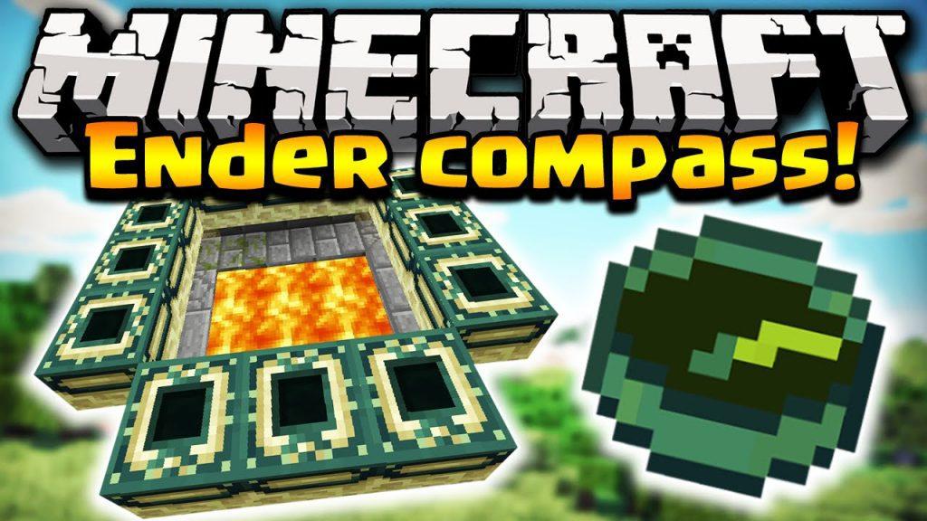 Ender Compass Mod Finding The StrongHold - Minecraft ender games kostenlos spielen