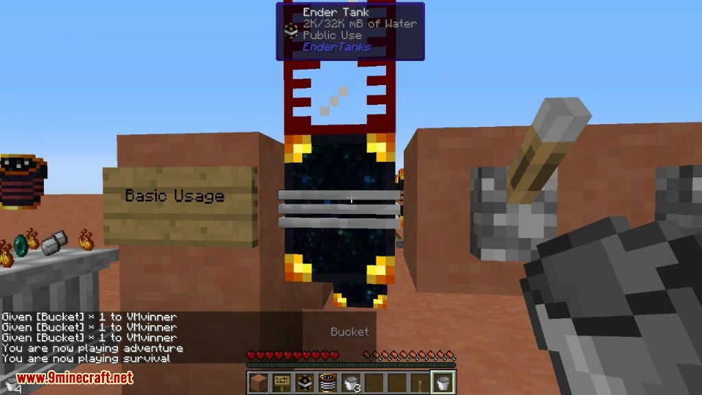 Ender Tanks Mod Screenshots 5