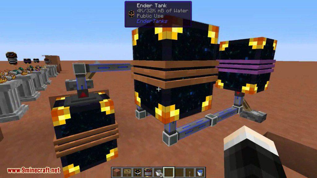 Ender Tanks Mod Screenshots 7