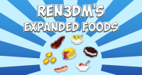 Expanded Food Mod