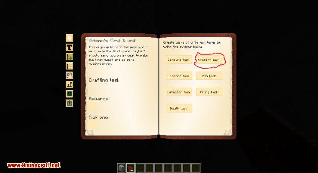 Hardcore Questing Mode Mod Tutorial 36