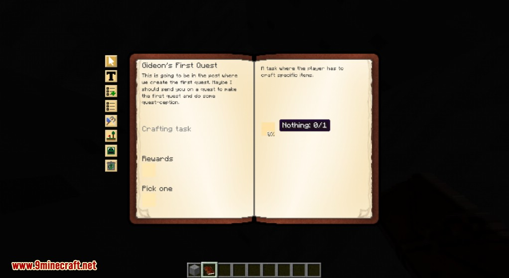 Hardcore Questing Mode Mod Tutorial 37