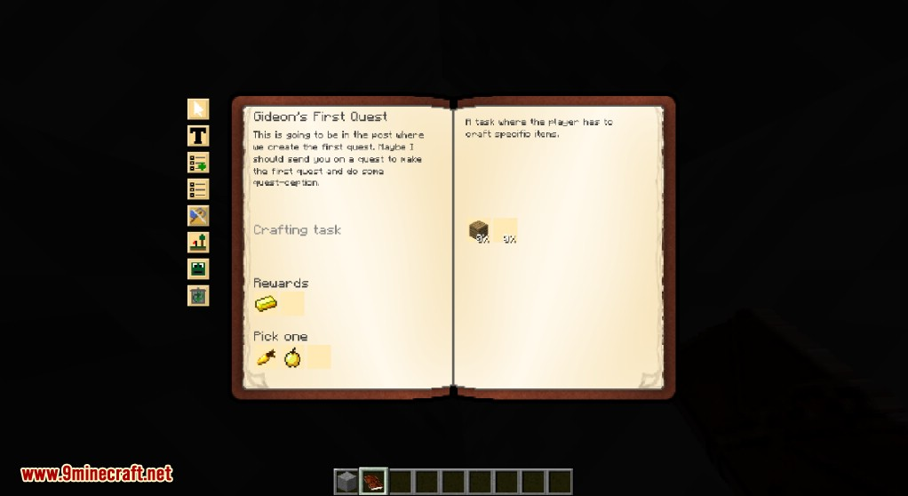 Hardcore Questing Mode Mod Tutorial 45