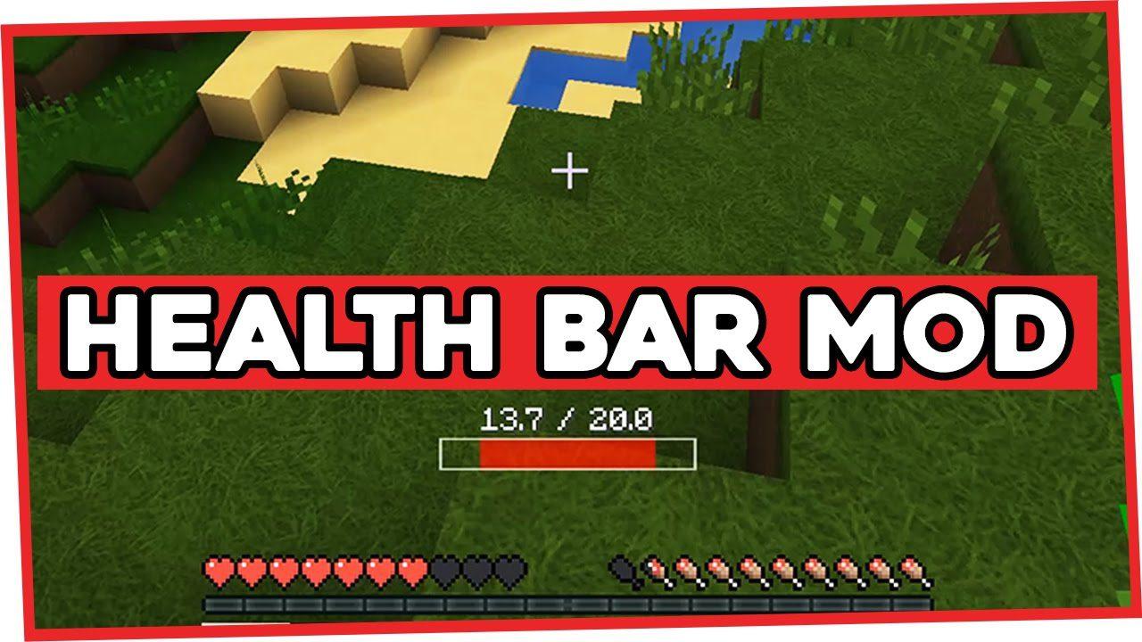 Health Bar Mod