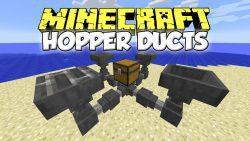 Hopper Ducts Mod